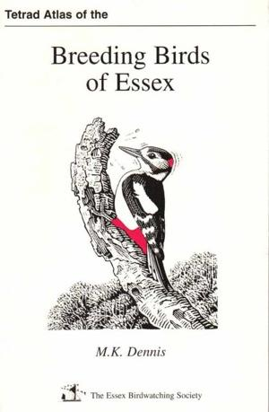 Front Cover of Breeding Birds of Essex